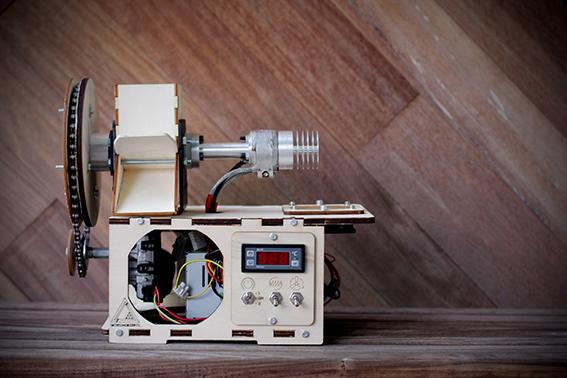 DIY-filament-extruder