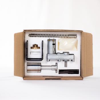 DIY filament extruder kit