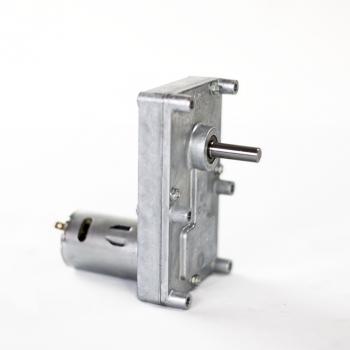 Filament extruder gearmotor