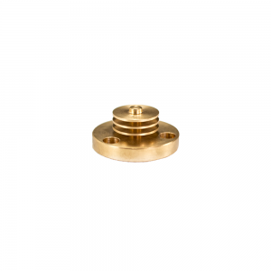 Felfil Evo brass nozzle, cool down the filament
