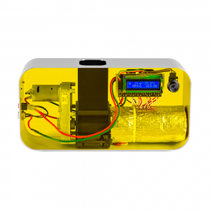 Filament extruder for 3D printers able to create your custom filament at home