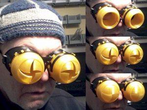 3d printed glasses halloween
