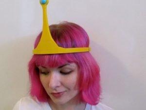 Princess Bubblegum 3D printed halloween costume
