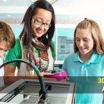 La stampa 3D nelle scuole per progetti didattici
