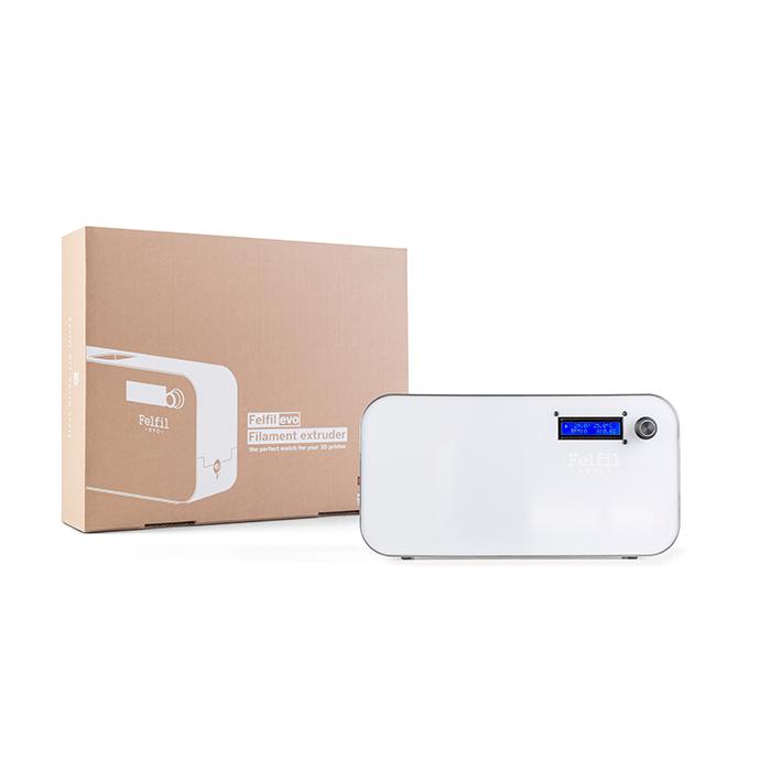 Felfil Evo Packaging